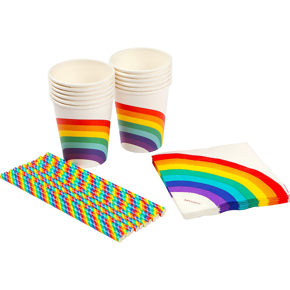 Rainbow Drink Dispenser Kit Image #2