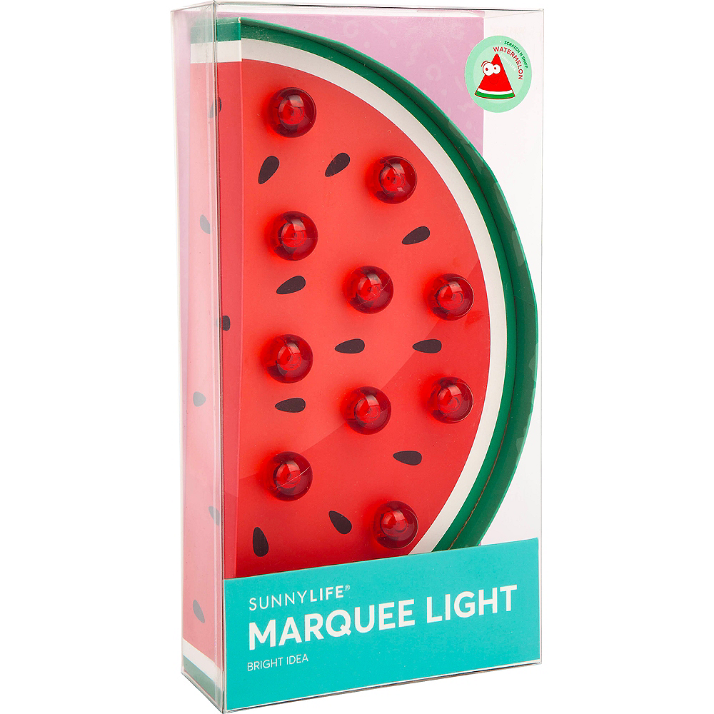 Light-Up Watermelon Marquee Sign Image #3