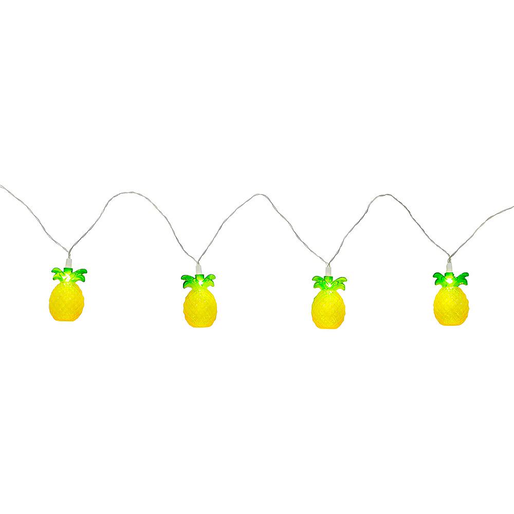 Pineapple String Lights 13ft Image #2