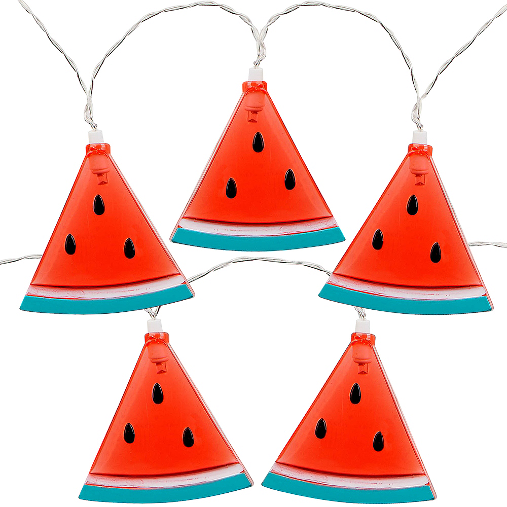 Watermelon String Lights 13ft Image #1