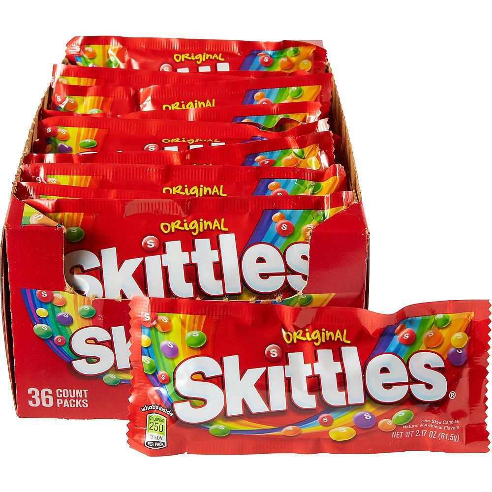 Original Skittles Pouches 36ct Image #1