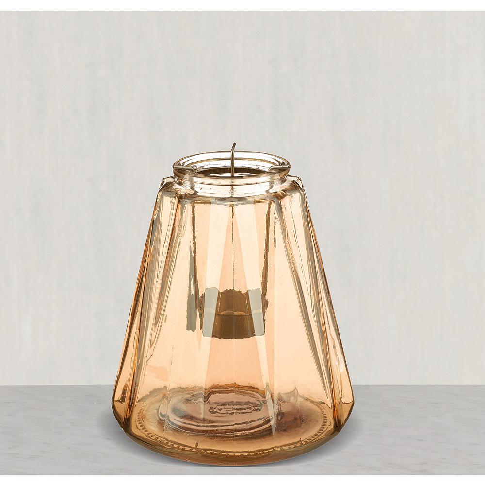 Large Tea Light Candle Holders 3ct Image #1