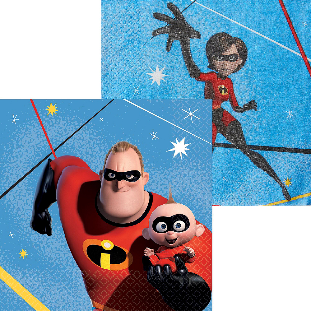 Ultimate Incredibles 2 Party Kit for 16 Guests Image #4