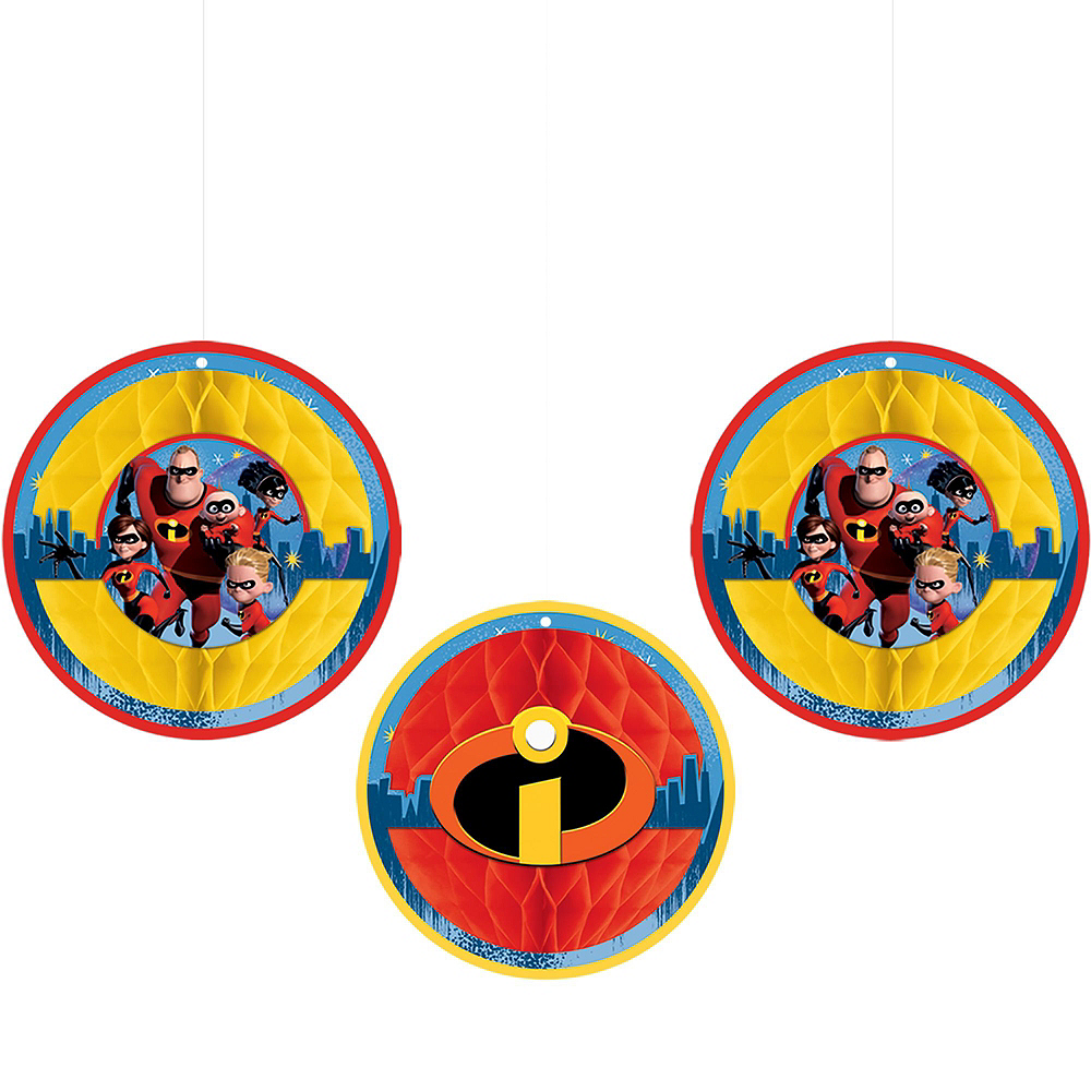 Ultimate Incredibles 2 Party Kit for 24 Guests Image #18