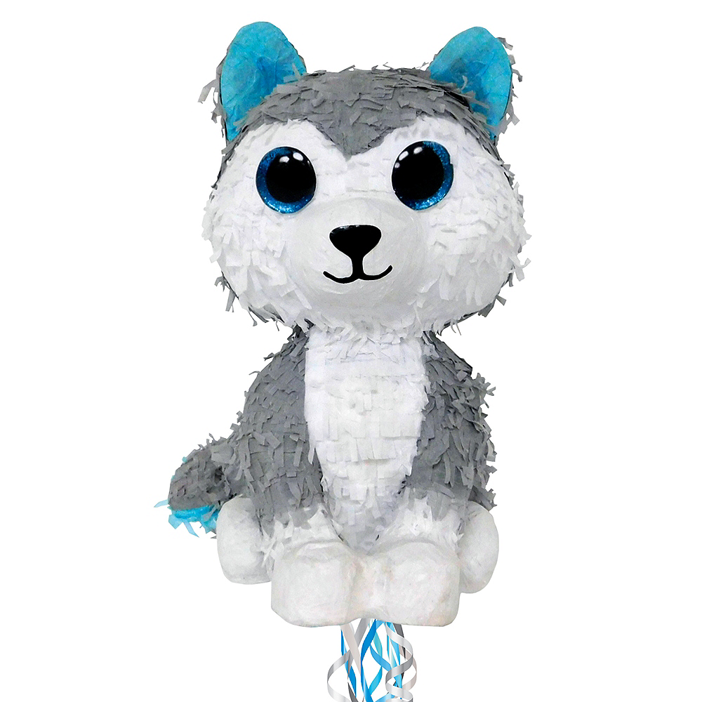 Nav Item for Pull String Slush Pinata - Beanie Boos Image #1