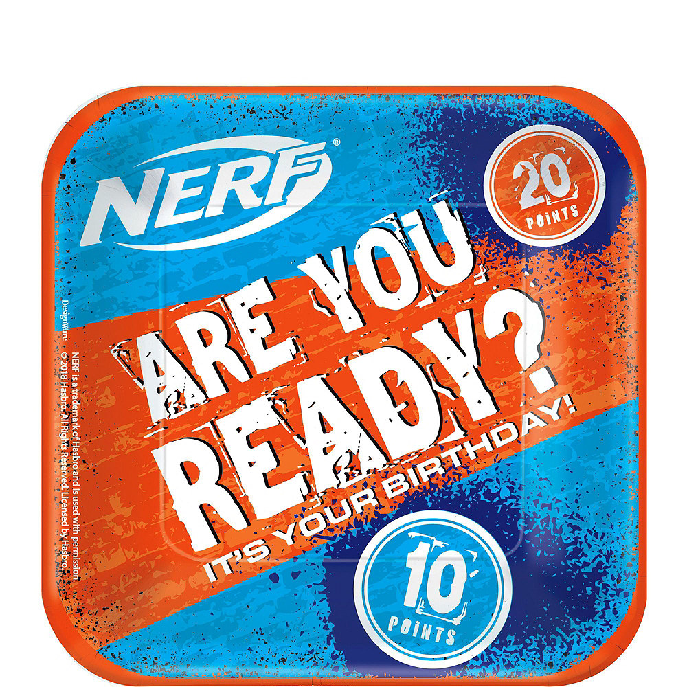 Nerf Party Kit for 24 Guests Image #7