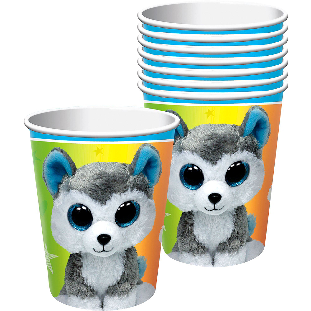 Beanie Boo's Party Kit for 24 Guests Image #6