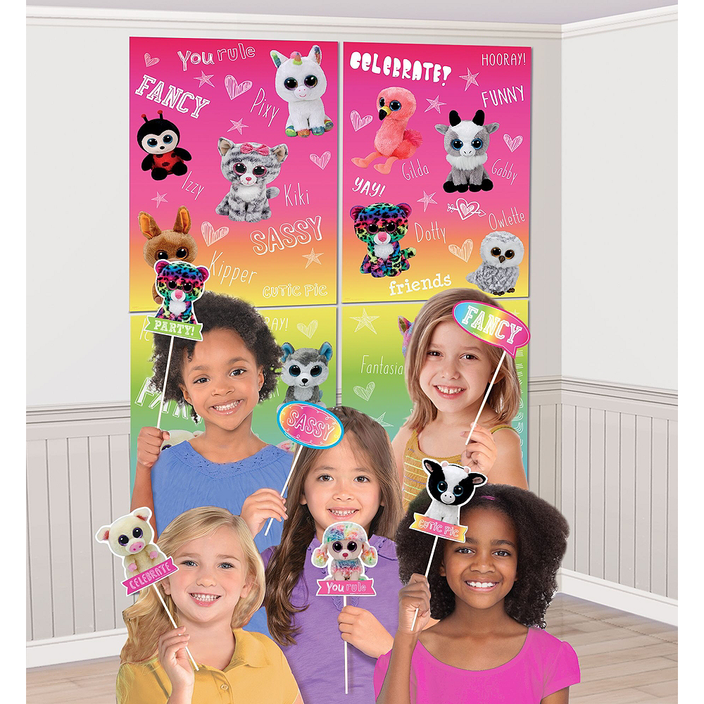 Ultimate Beanie Boo's Party Kit for 16 Guests Image #17