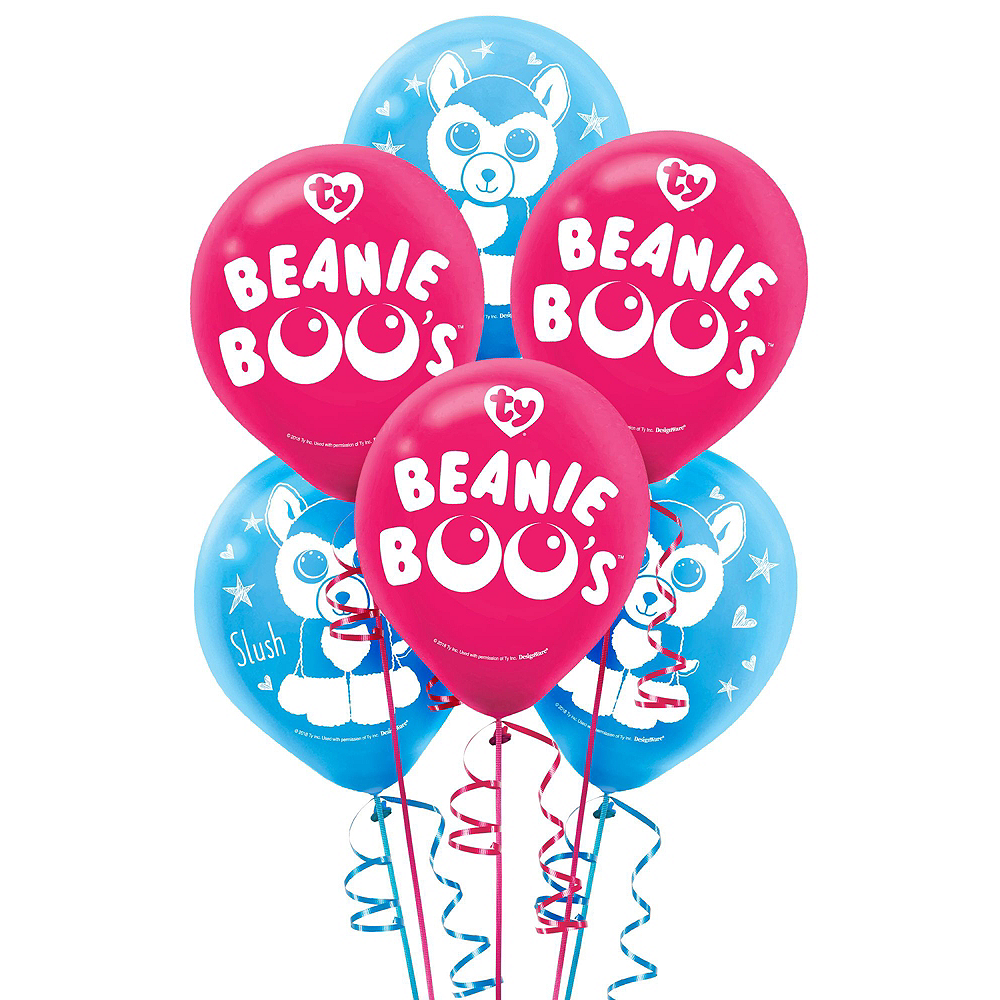 Nav Item for Beanie Boo's Balloon Kit Image #2