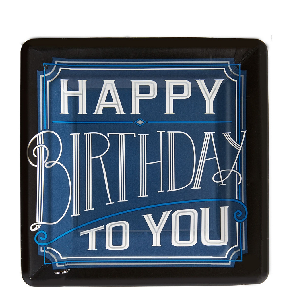 Happy Birthday Classic Party Kit for 16 Guests Image #2