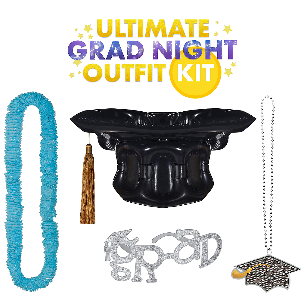 Ultimate Grad Night Party Outfit Kit Image #1