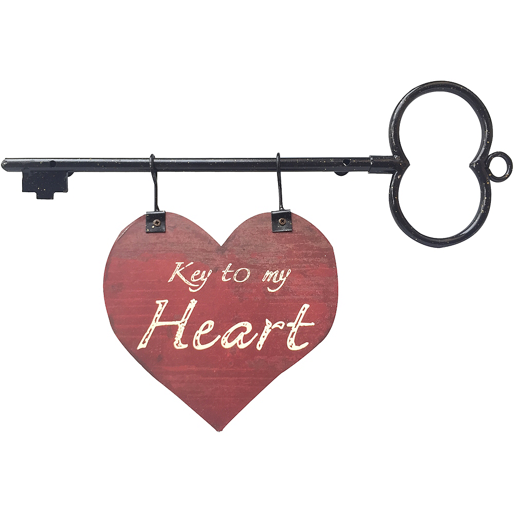 Key to My Heart Sign Image #1