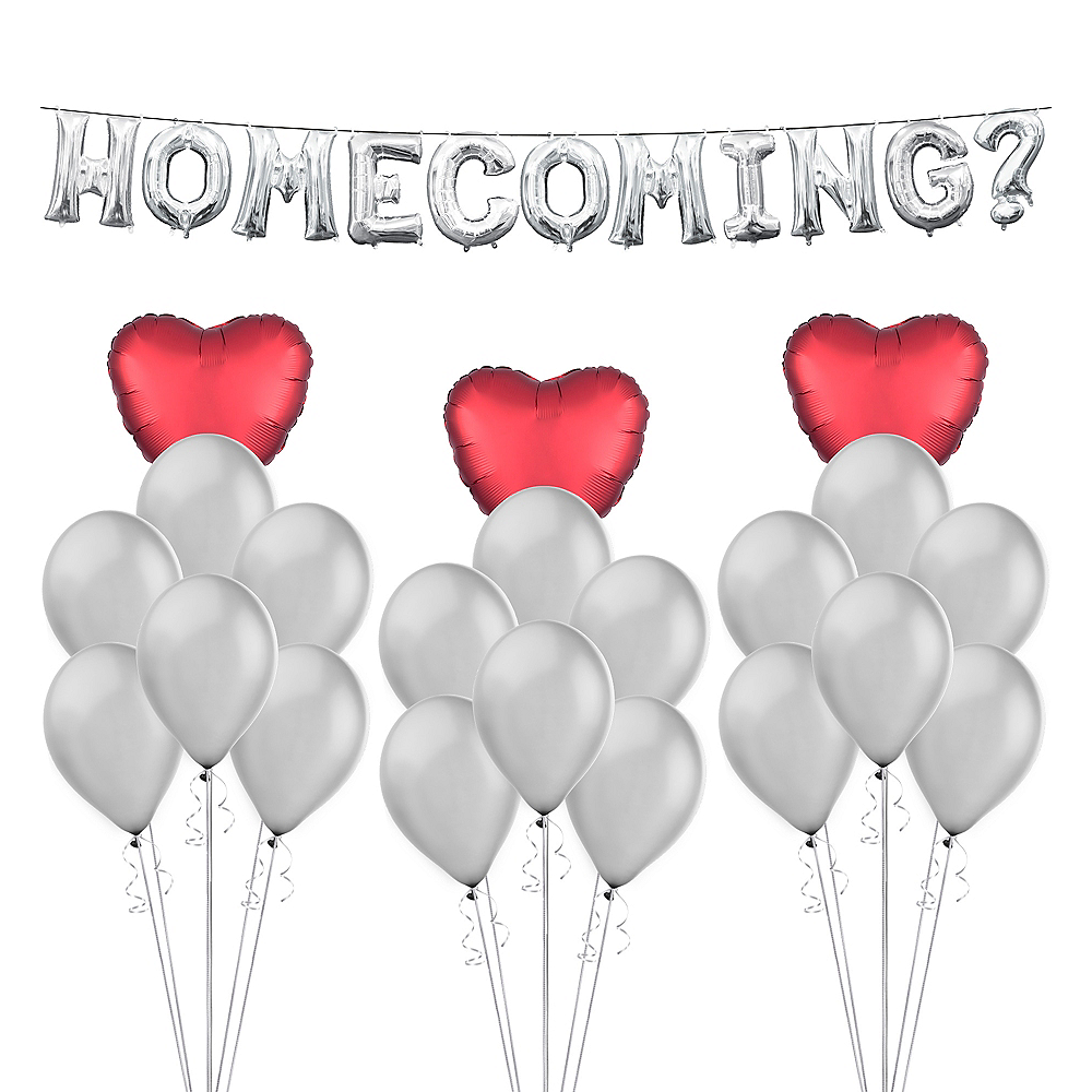 Homecoming Proposal Balloon Kit Image #1