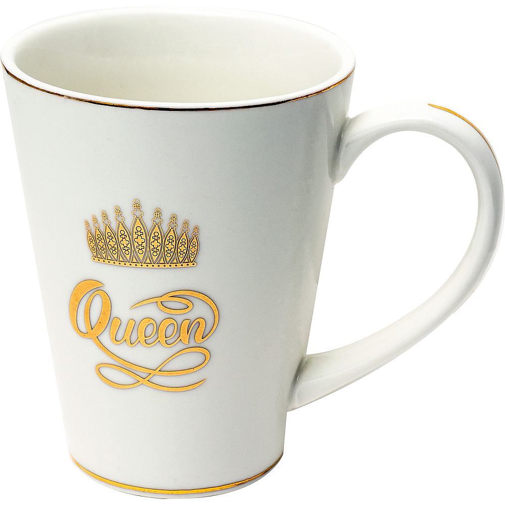 Nav Item for Queen Mug Image #1