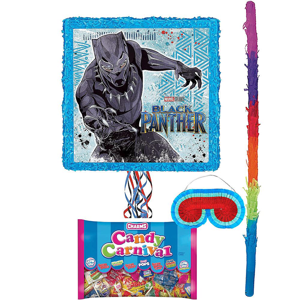 Black Panther Pinata Kit Image #1