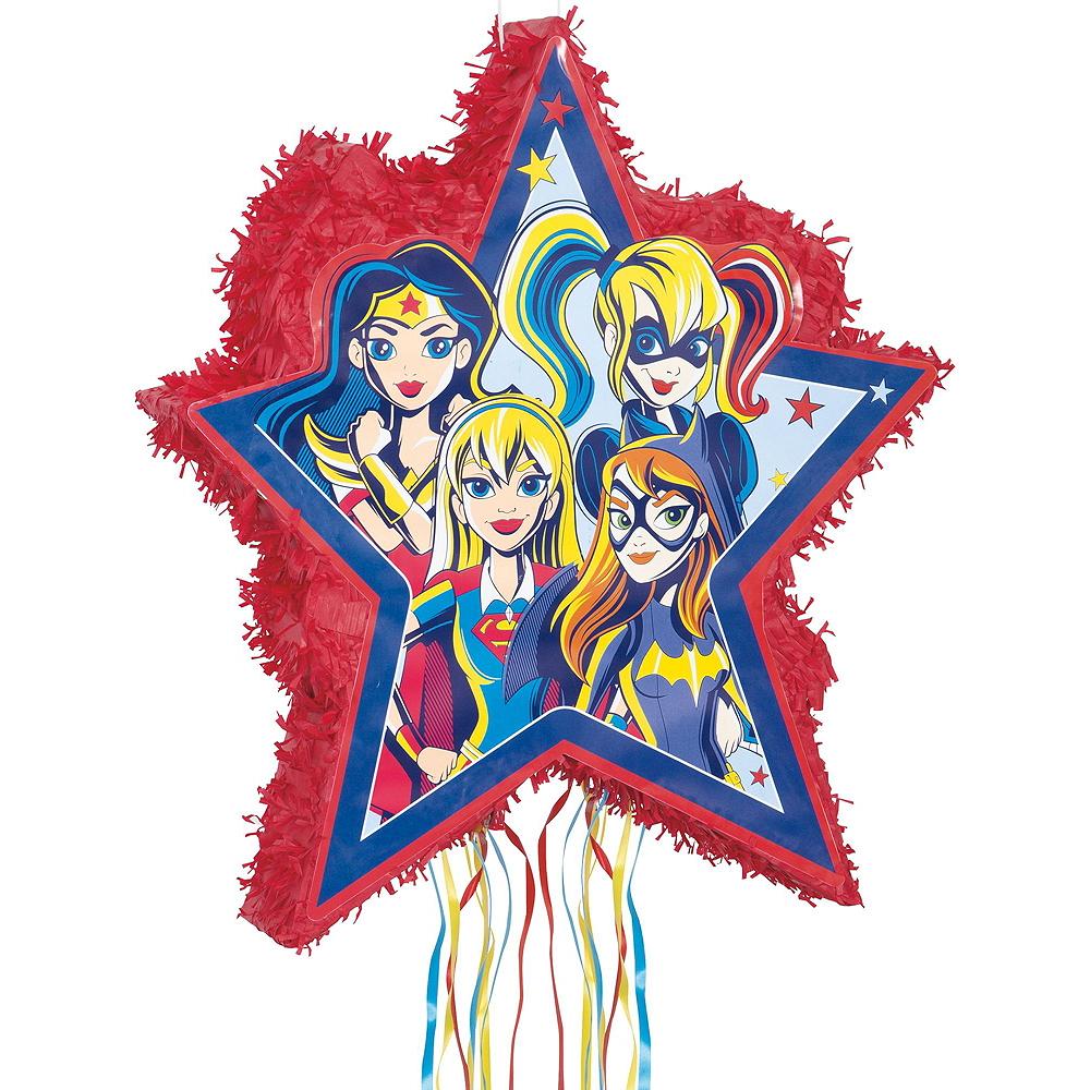Super Hero Girls Pinata Kit Image #2