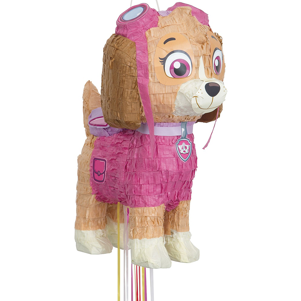Skye Pinata Kit with Candy & Favors - PAW Patrol Image #5