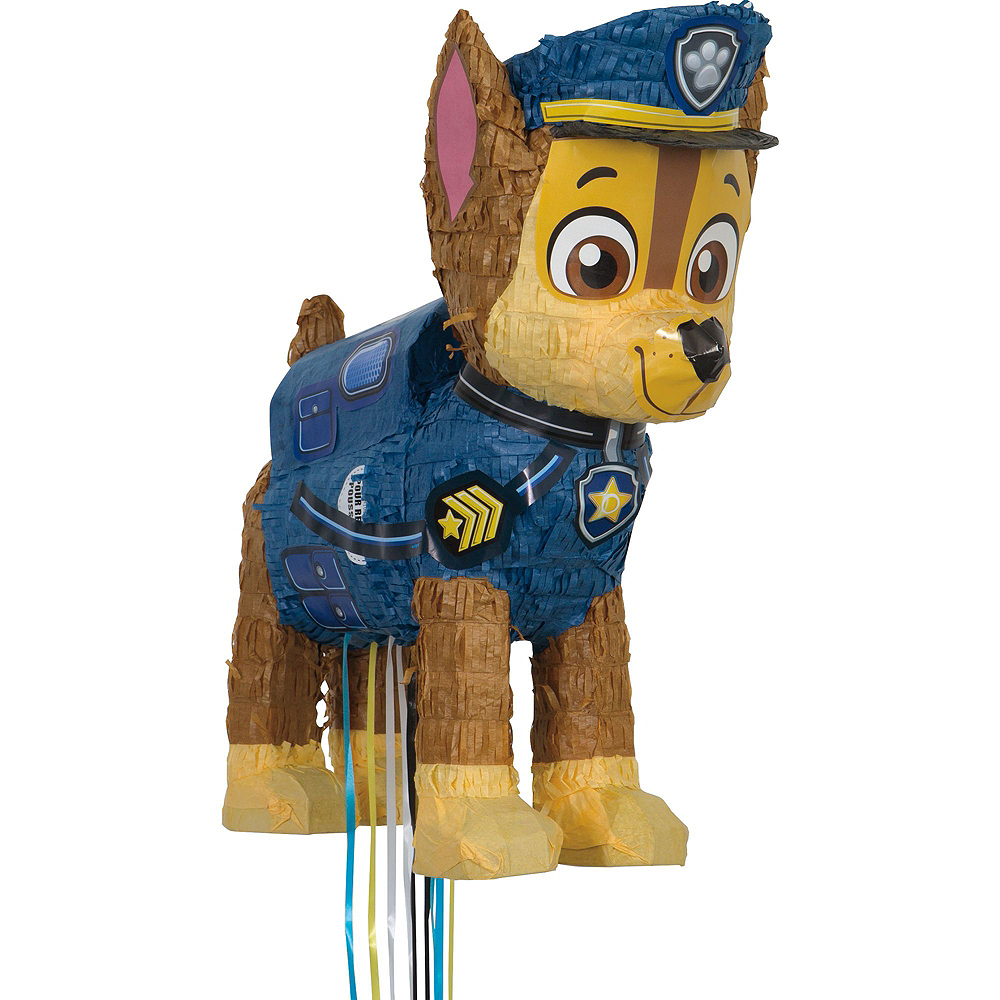 Chase Pinata Kit with Candy & Favors - PAW Patrol Image #5