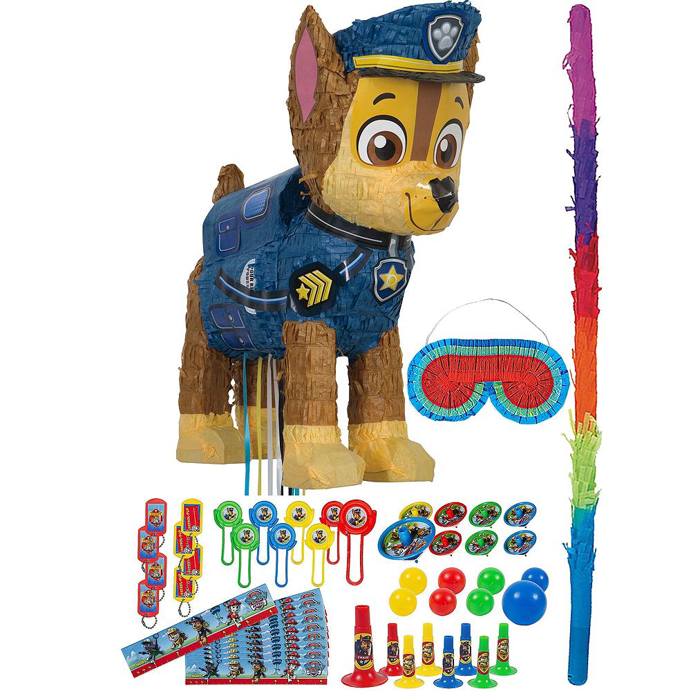 Chase Pinata Kit with Favors - PAW Patrol Image #1
