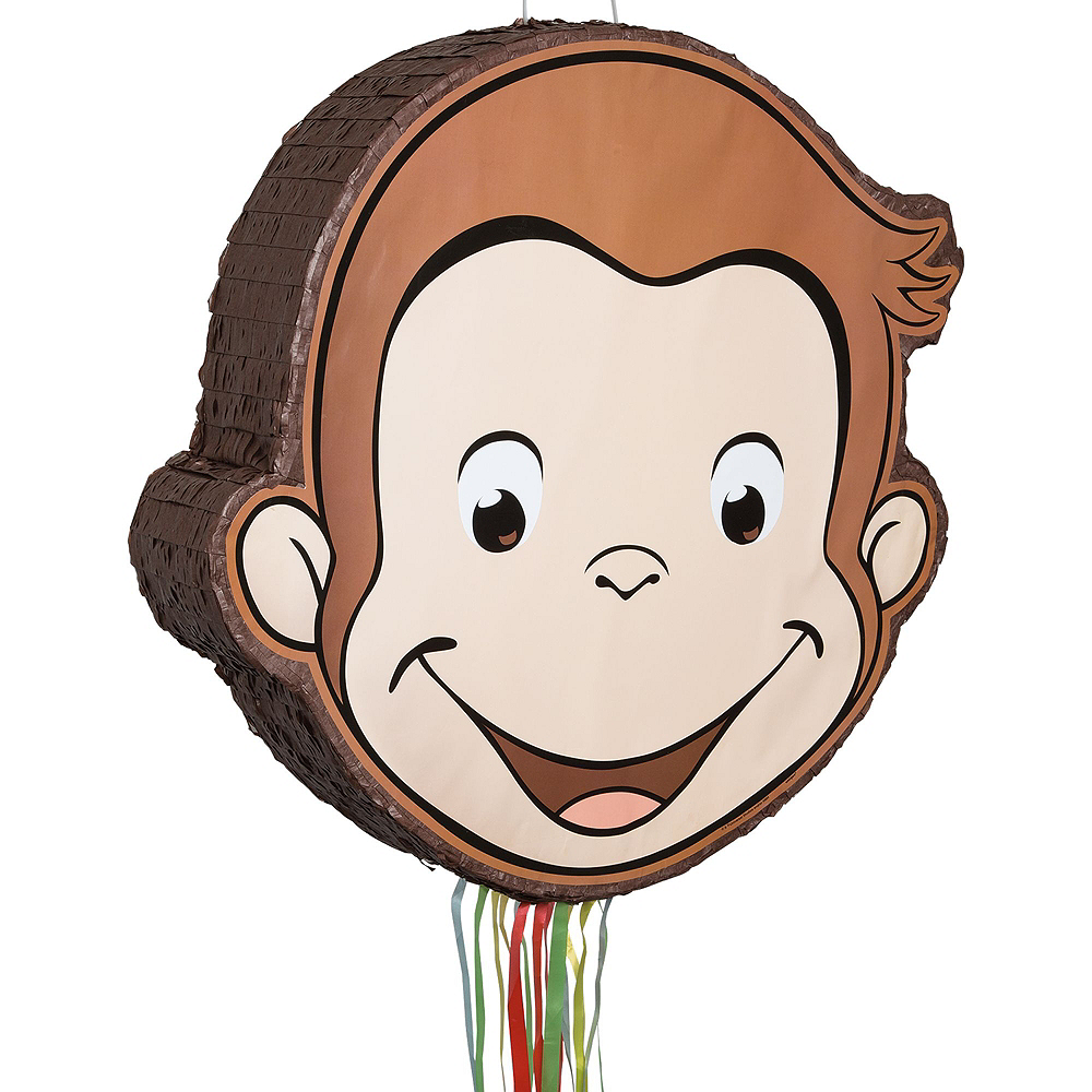 Curious George Pinata Kit with Favors Image #2