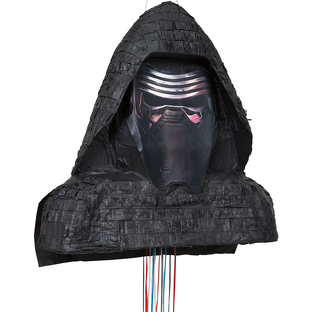 Kylo Ren Pinata Kit with Favors - Star Wars 7 The Force Awakens Image #2