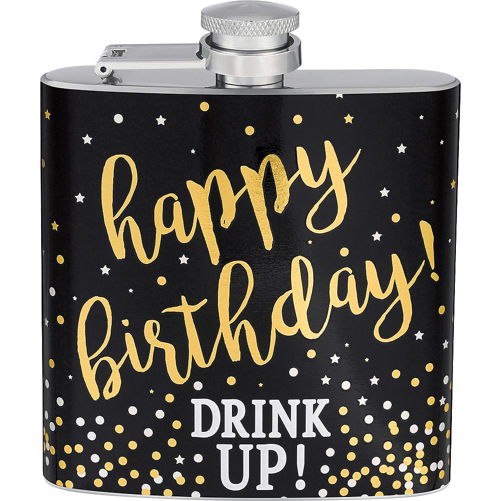 Happy Birthday Flask Image #1