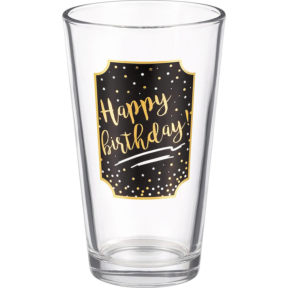 Happy Birthday Pint Glass Image #1