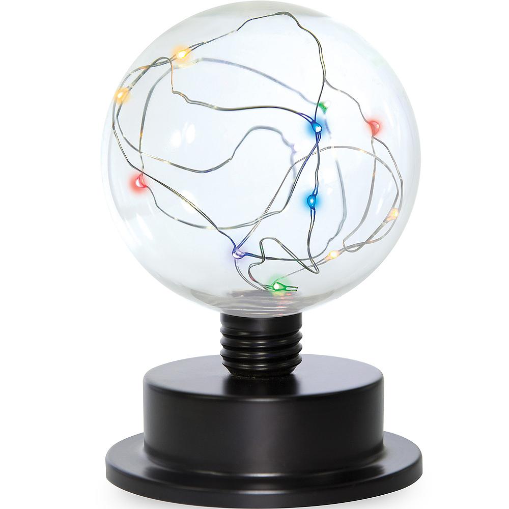 Multicolor LED Fairy Globe Lamp Image #1