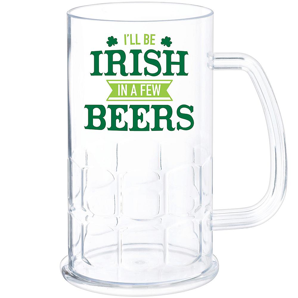 I'll Be Irish Beer Mug Image #1