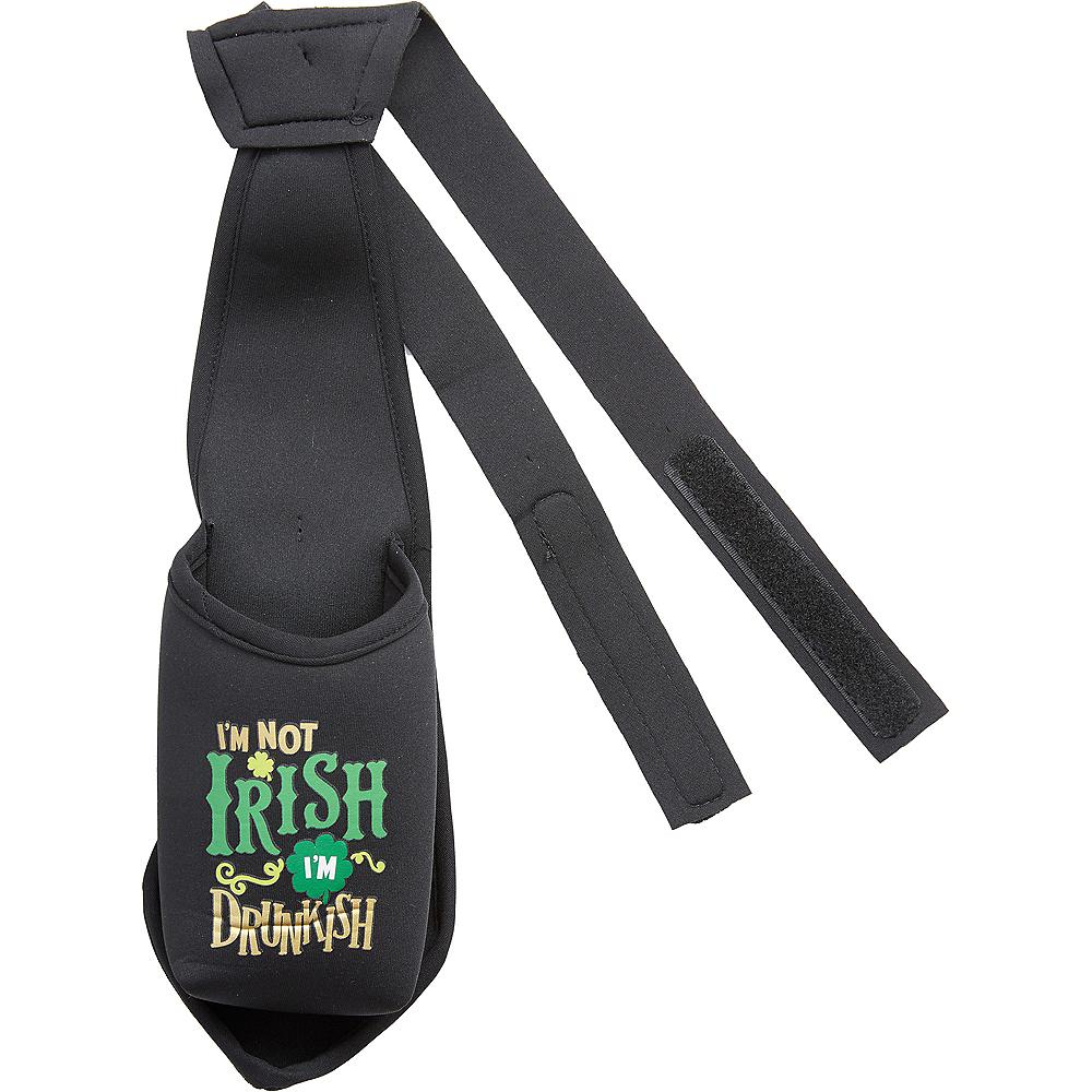 St. Patrick's Day Drink Holder Tie Image #5