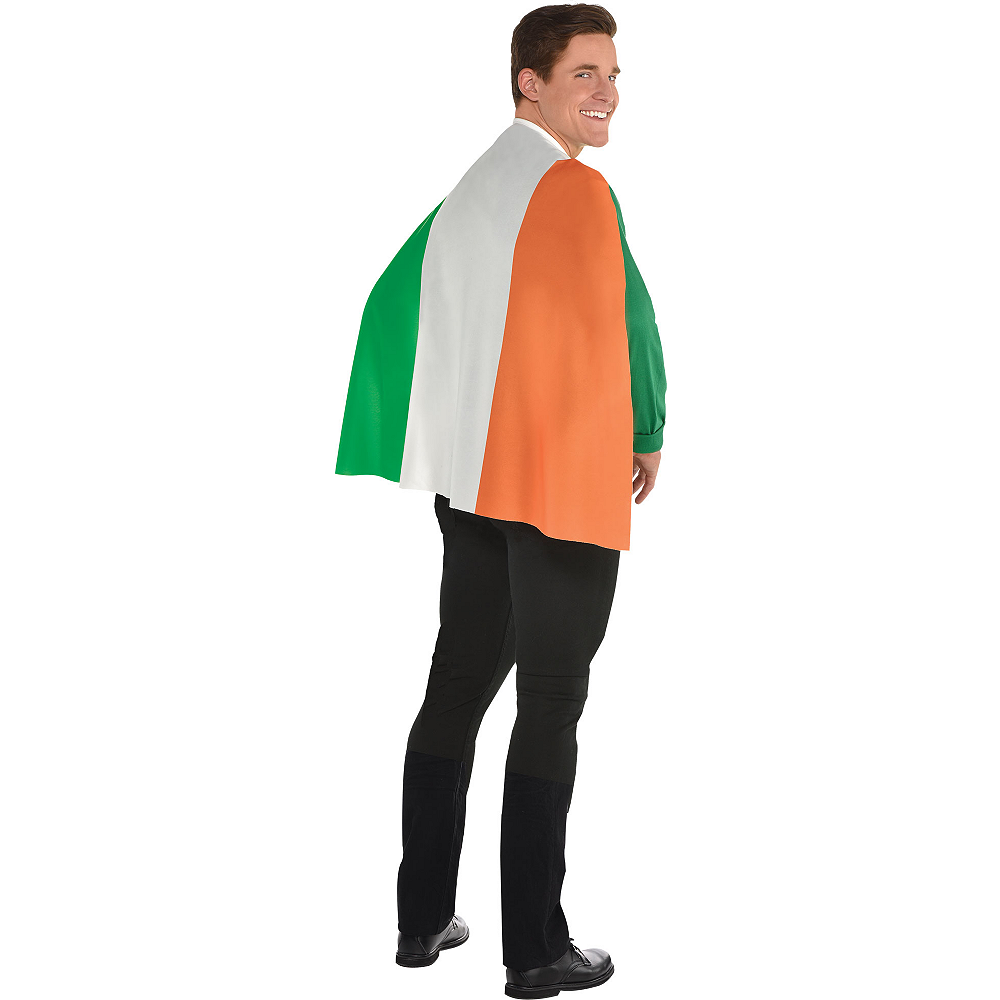 Irish Flag Cape Image #1