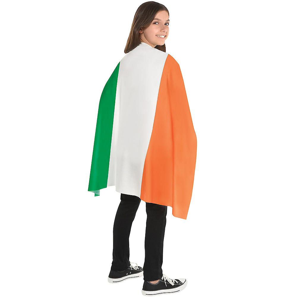 Irish Flag Cape Image #2