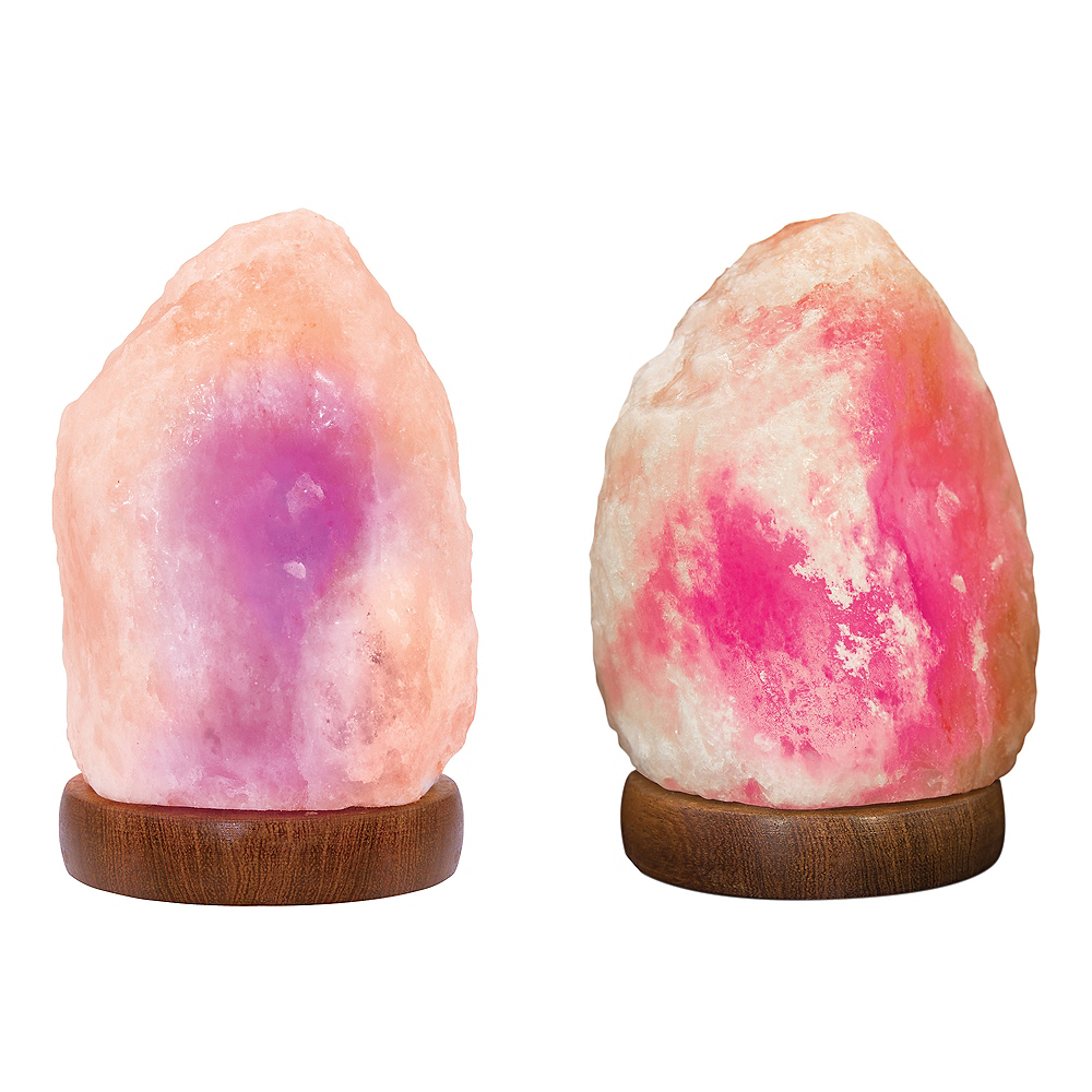 Color Changing Mini Himalayan LED Salt Lamp Image #2