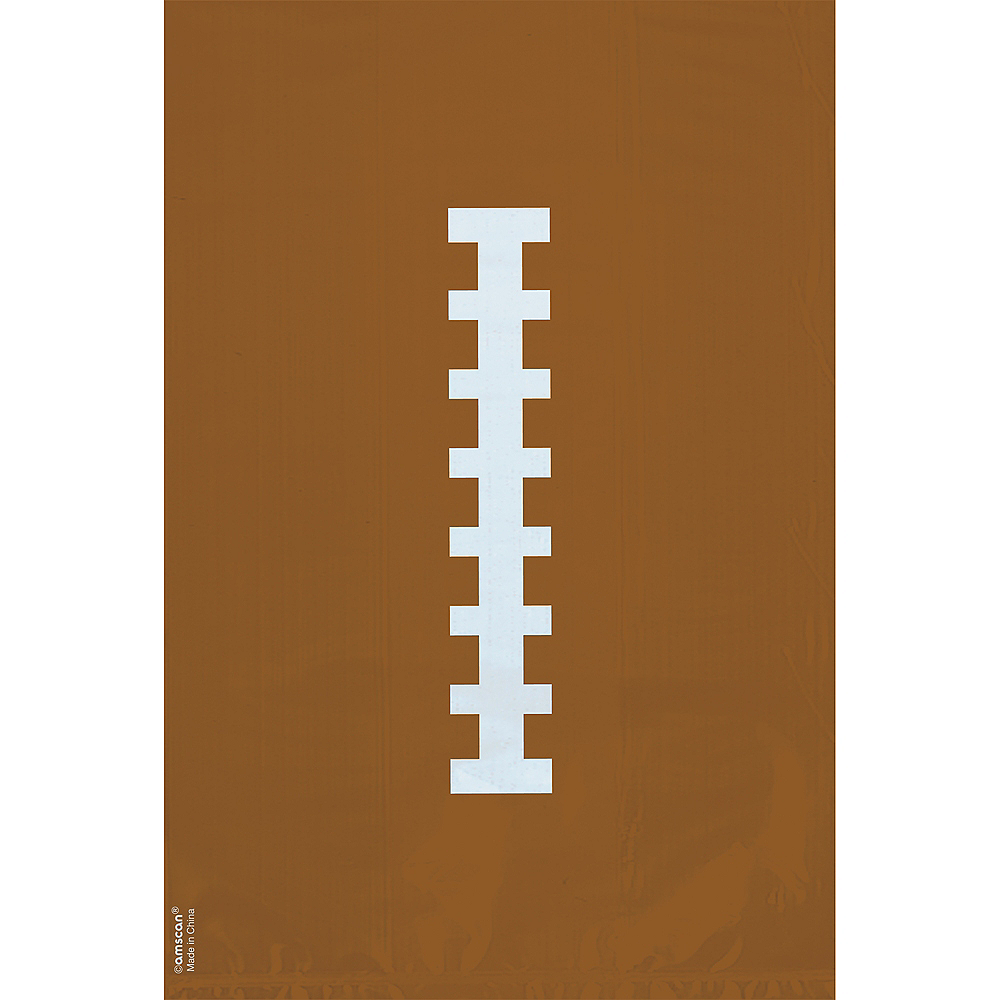 Touchdown Football Treat Bags 20ct Image #1