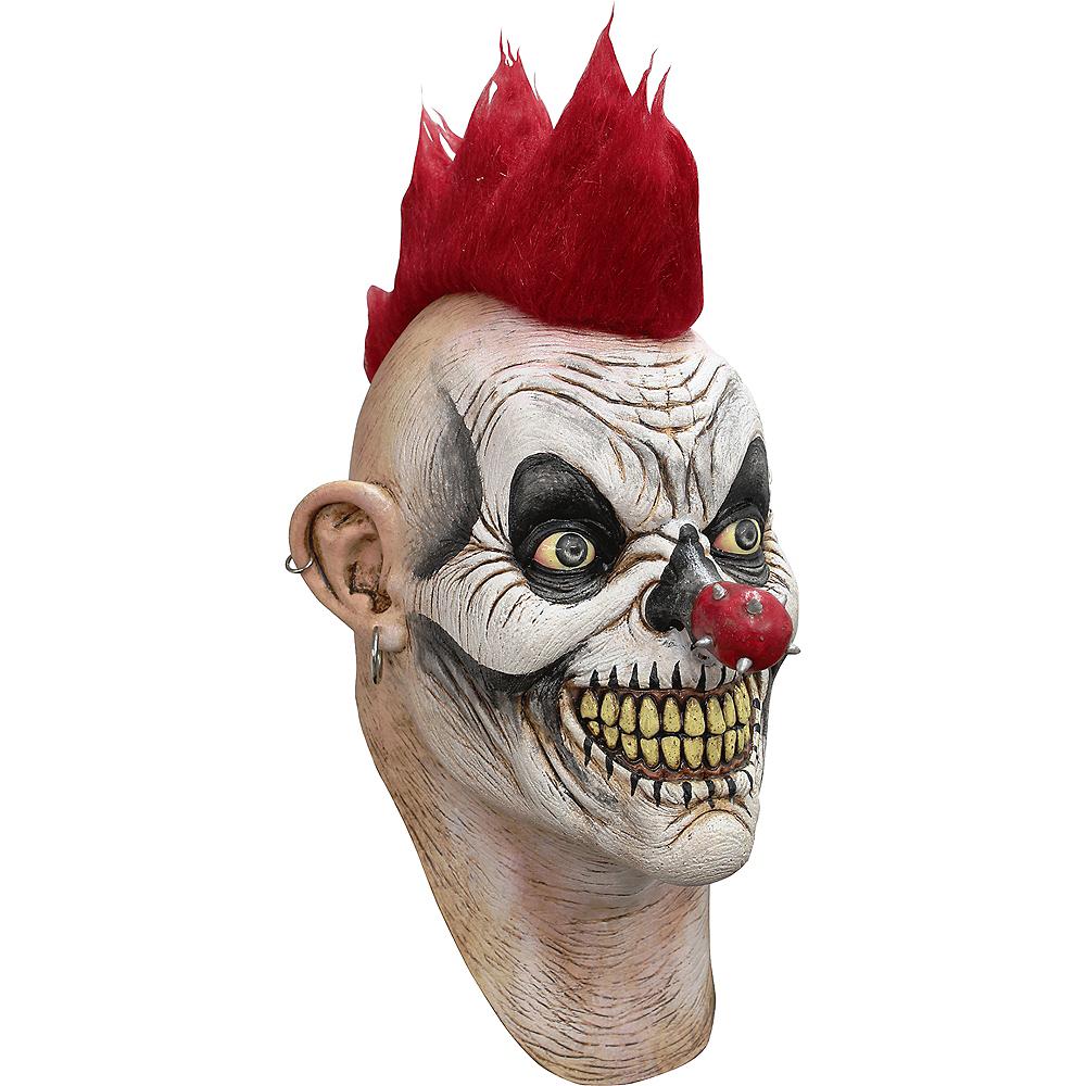Punky the Killer Clown Mask Image #1