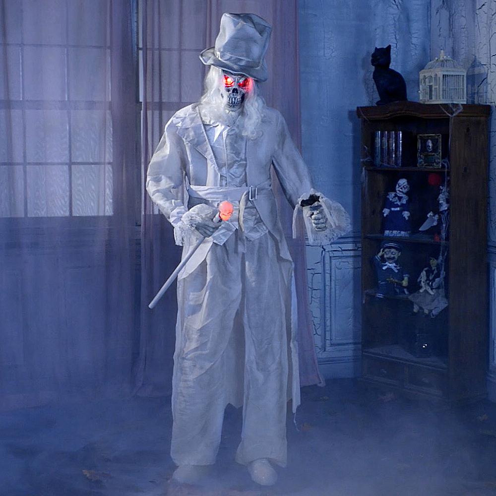 Animated Ghostly Gentleman Image #1