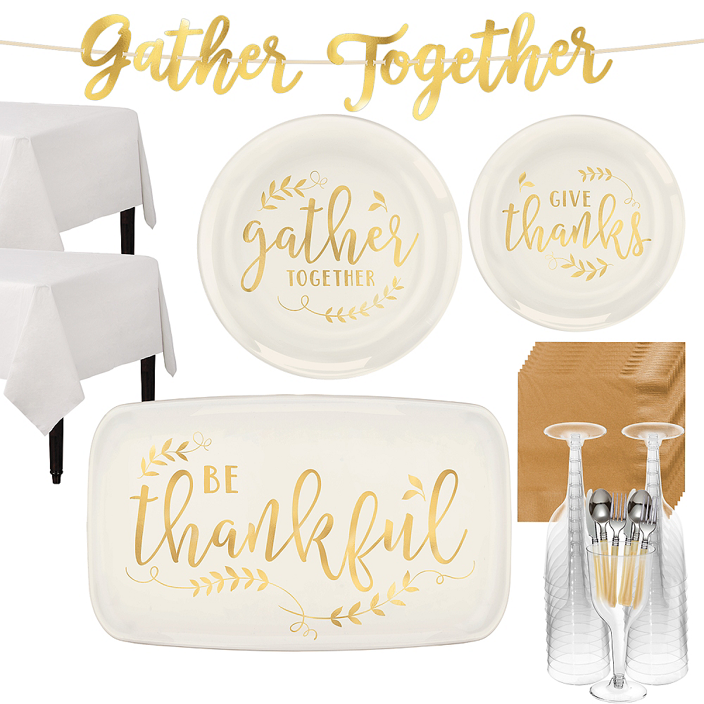 Nav Item for Super Gather Together Party Kit for 20 Guests Image #1
