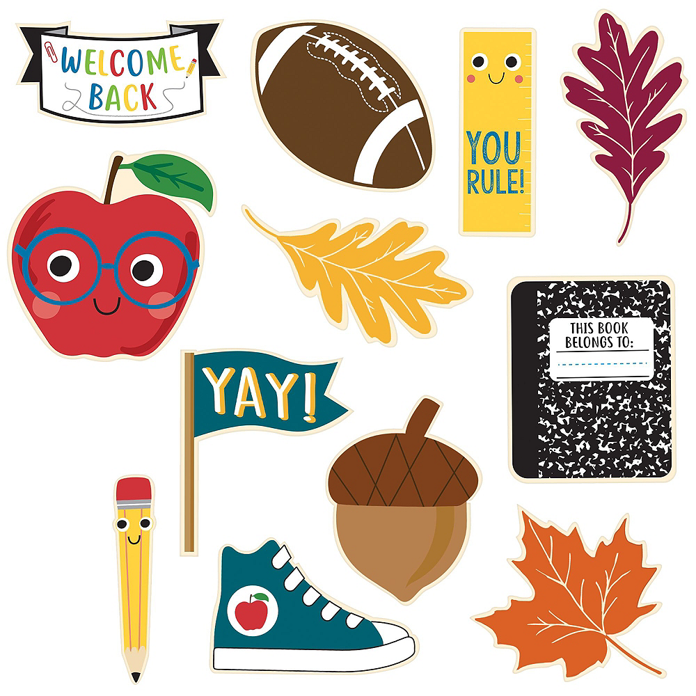 Back-to-School Decorating Kit Image #4