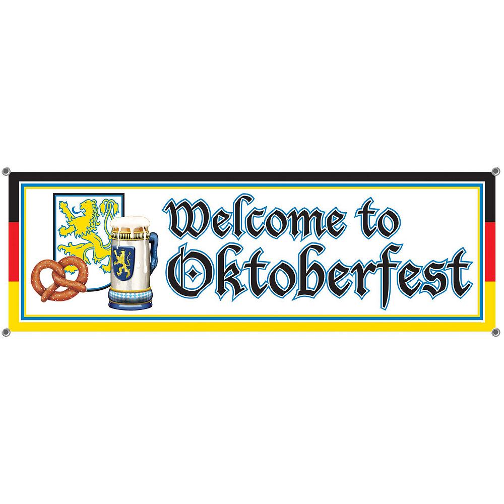 Oktoberfest German Flag Decorating Kit Image #2