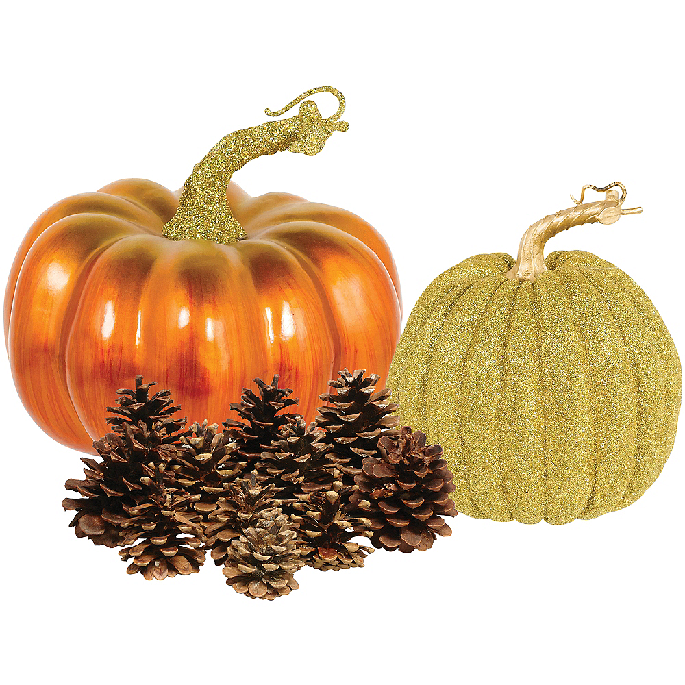 Pumpkin Centerpiece Kit Image #1