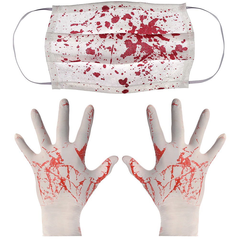 Adult Twisted Doctor Accessory Kit Image #3