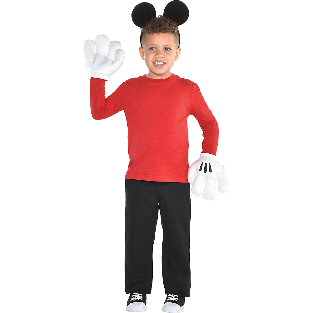 Boys Mickey Mouse Accessory Kit Image #2