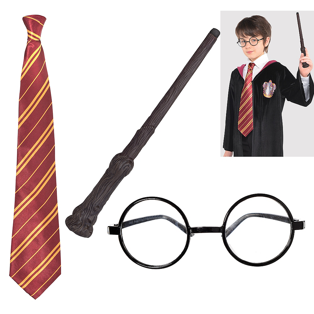 Boys Harry Potter Gryffindor Accessory Kit Image #1