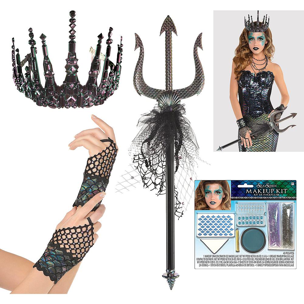 Womens Sea Siren Mermaid Accessory Kit Image #1