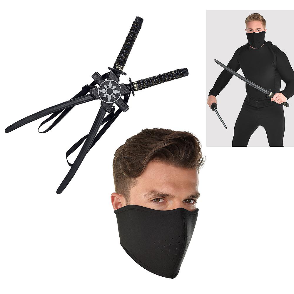 Mens Ninja Accessory Kit Image #1