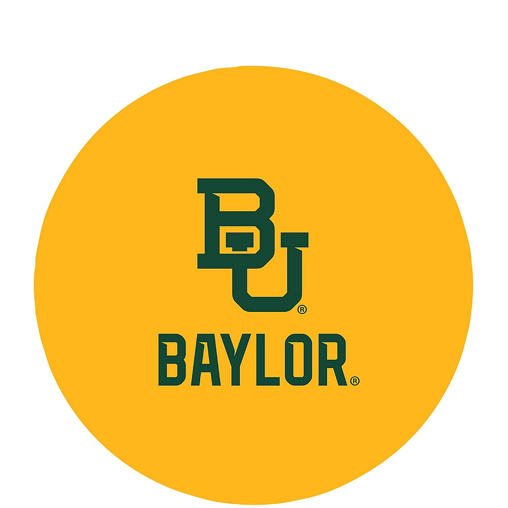 Baylor Bears Party Kit for 16 Guests Image #2