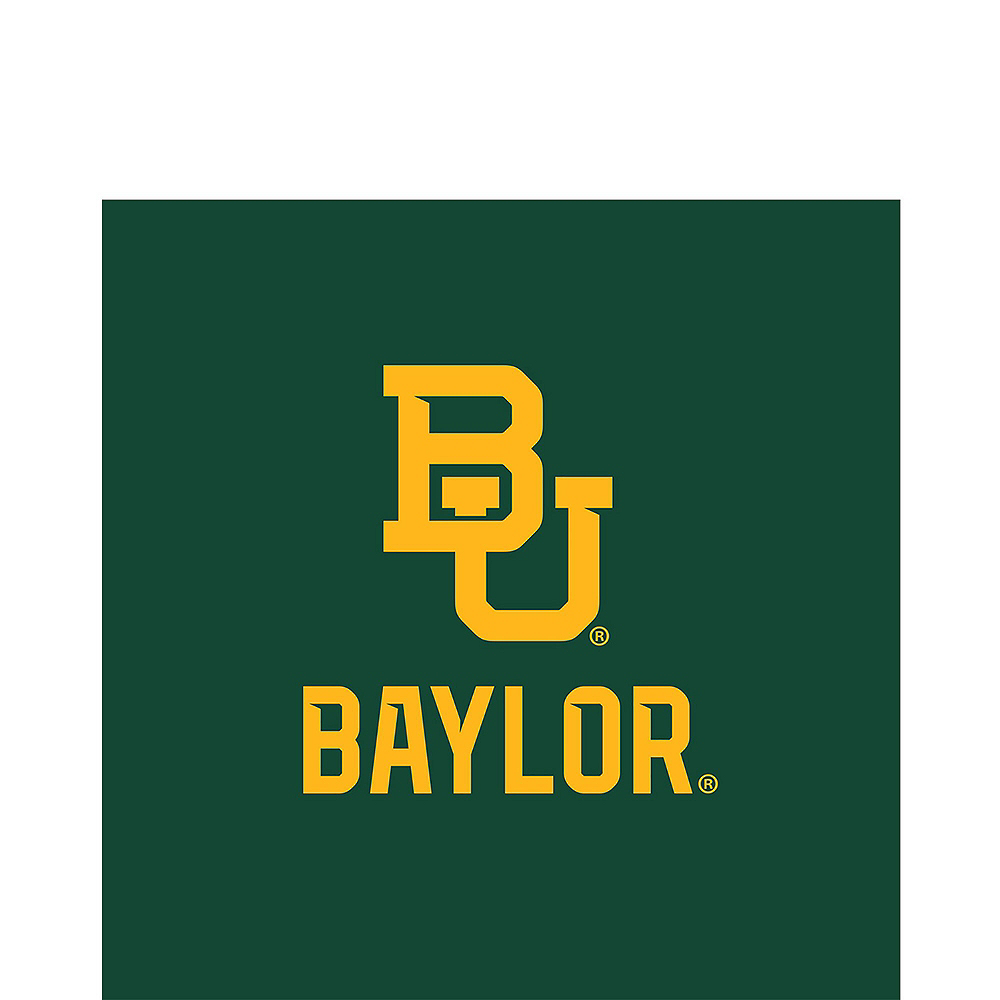 Baylor Bears Party Kit for 40 Guests Image #5