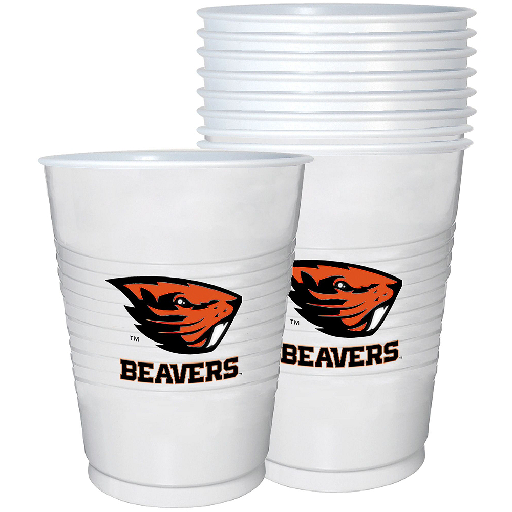 Oregon State Beavers Party Kit for 16 Guests Image #6