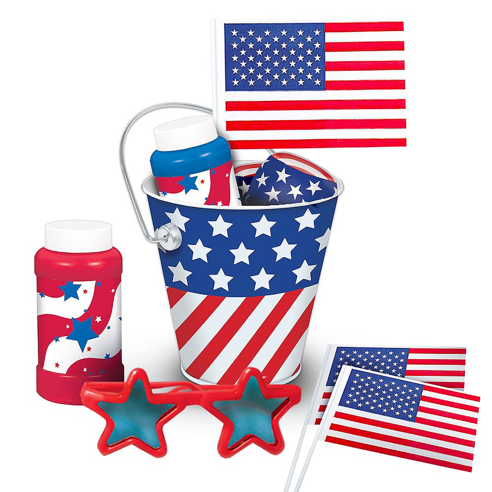 Block Party Patriotic Party Favors Kit Image #1