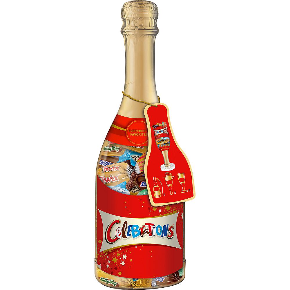 Mars Bottle of Celebrations Snack Size Chocolates 32ct Image #1